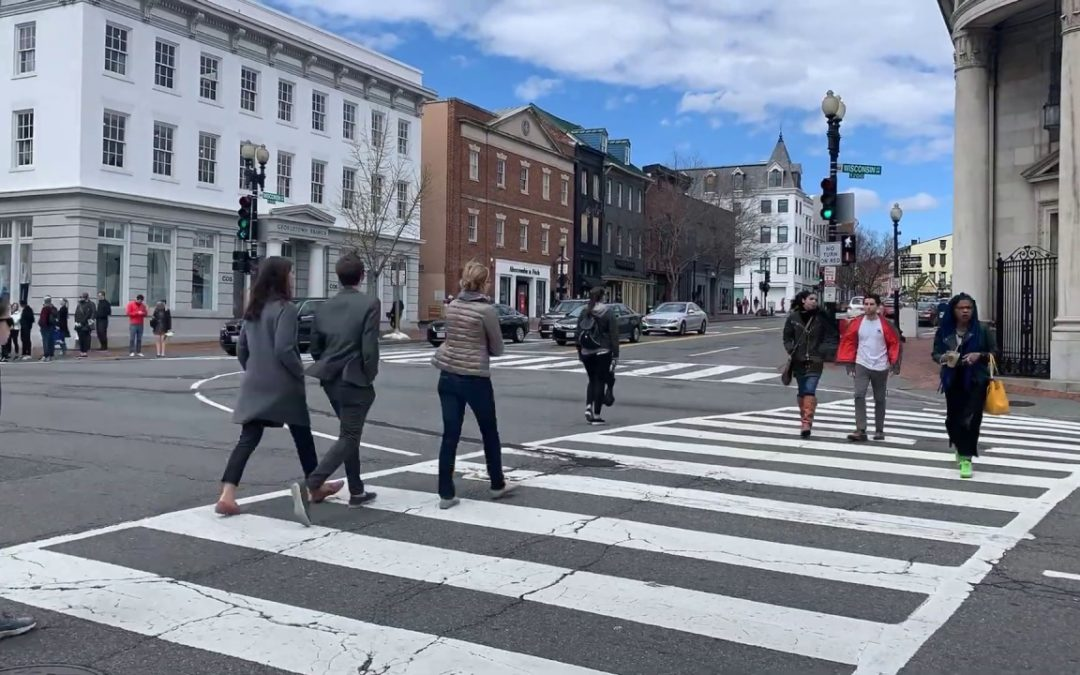 Georgetown on the Move